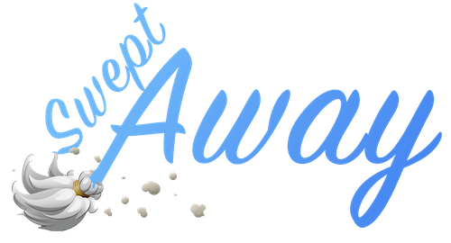 Swept Away Cleaning Logo