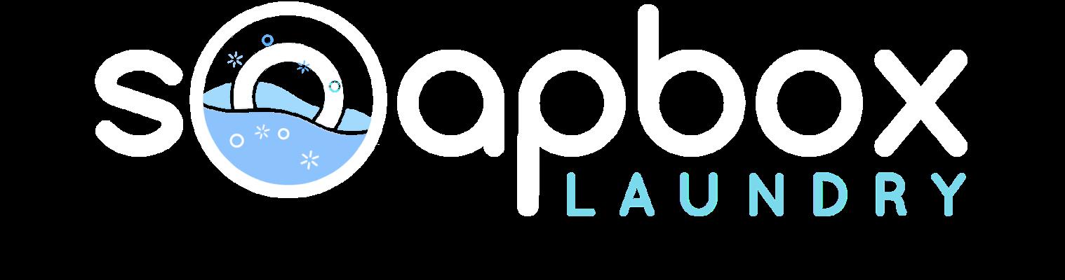 soapbox laundry logo